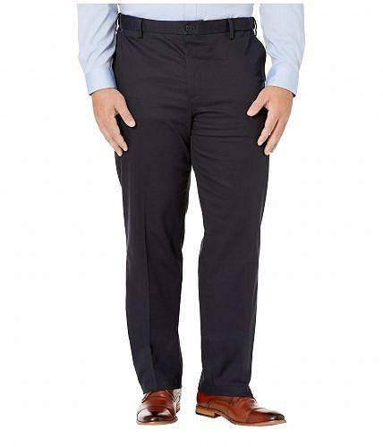 送料無料 ドッカーズ Dockers メンズ 男性用 ファッション パンツ ズボン Big & Tall Classic Fit Signature Khaki Lux Cotton Stretch Pants - Dockers Navy