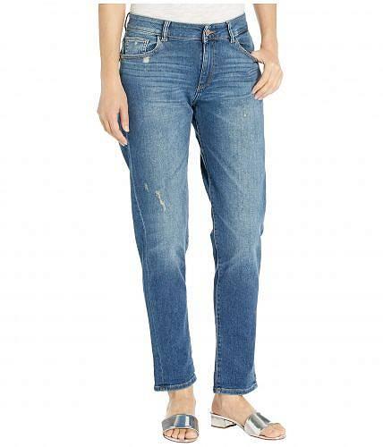 送料無料 ディーエル1961 DL1961 レディース 女性用 ファッション ジーンズ デニム Riley Mid-Rise Boyfriend Jeans in Adams - Adams