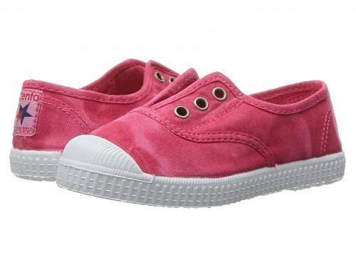 送料無料 シエンタ Cienta Kids Shoes 女の子用 キッズシューズ 子供靴 スニーカー 運動靴 70777 (Toddler/Little Kid/Big Kid) - Coral 1
