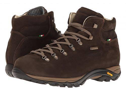 ザンバラン Zamberlan メンズ 男性用 シューズ 靴 ブーツ ハイキングブーツ Trail Lite EVO GTX - Dark Brown