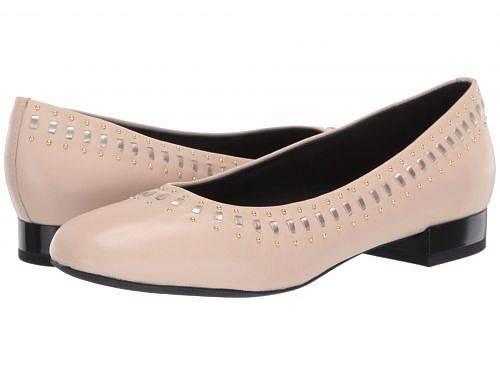 ジオックス Geox レディース 女性用 シューズ 靴 フラット Wistrey 27 - Skin/Light Gold