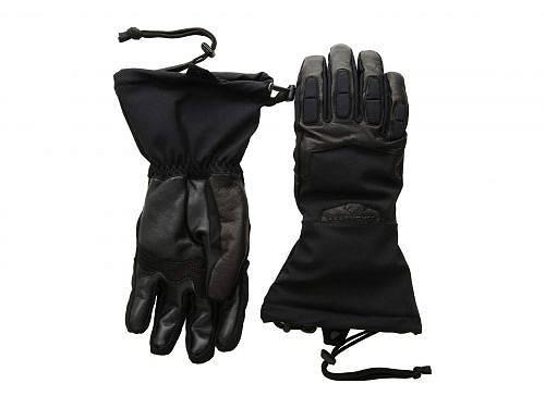 オーバーメイヤー Obermeyer メンズ 男性用 ファッション雑貨 小物 グローブ 手袋 Guide Gloves - Black