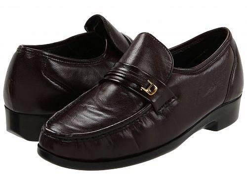 送料無料 フローシャイム Florsheim メンズ ローファー 男性用 シューズ 靴 Riva - Burgundy Nappa