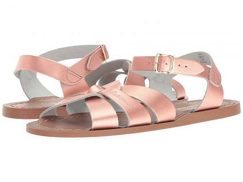 Salt Water Sandal by Hoy Shoes 女の子用 キッズシューズ 子供靴 サンダル The Original Sandal (Big Kid/Adult) - Rose Gold
