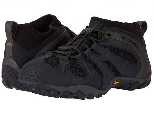 メレル Merrell メンズ 男性用 シューズ 靴 スニーカー 運動靴 Chameleon 8 Stretch - Black