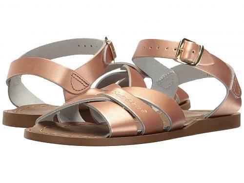 Salt Water Sandal by Hoy Shoes 女の子用 キッズシューズ 子供靴 サンダル The Original Sandal (Toddler/Little Kid) - Rose Gold