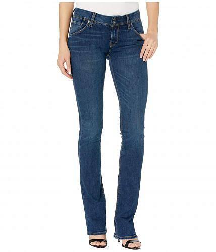 送料無料 ハドソン ジーンズ Hudson Jeans レディース 女性用 ファッション ジーンズ デニム Beth Mid-Rise Baby Boot in Obscurity - Obscurity
