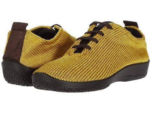 アルコペディコ Arcopedico レディース 女性用 シューズ 靴 スニーカー 運動靴 LS - Mustard
