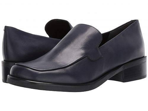 フランコサルト Franco Sarto レディース 女性用 シューズ 靴 ローファー ボートシューズ Bocca - Navy Leather