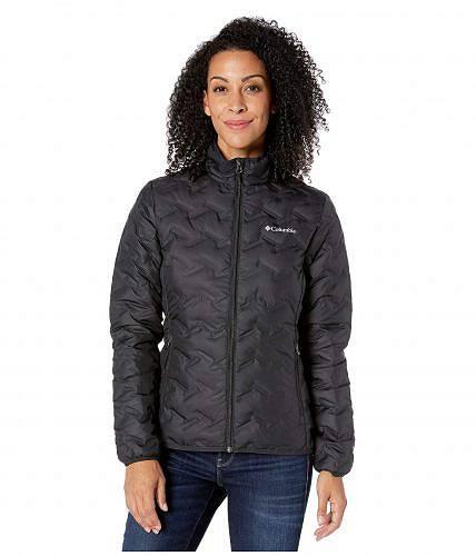 送料無料 コロンビア Columbia レディース 女性用 ファッション アウター ジャケット コート ダウン・ウインターコート Delta Ridge(TM) Down Jacket - Black