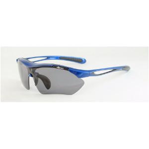 エレッセ スポーツ サングラス ES-7001H ブルー/ブラック