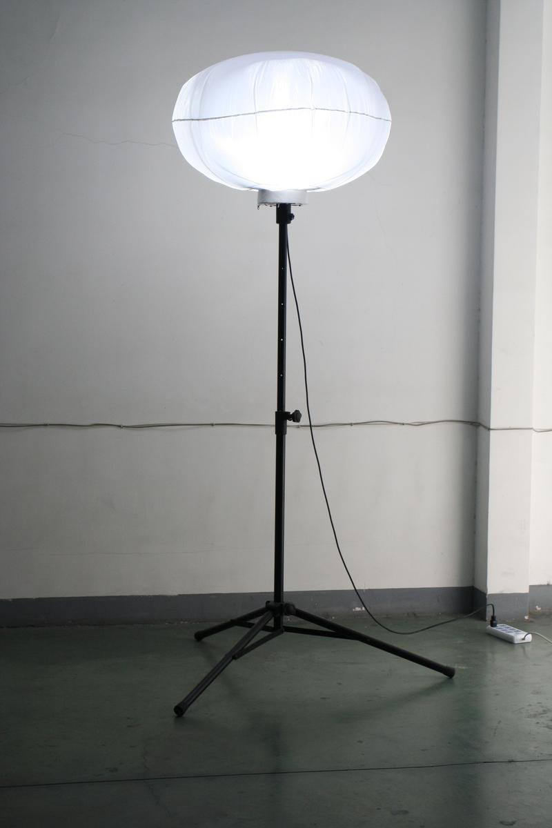 消費電力少ない!簡単設置!24000ルーメン高輝度! LEDバルーンライト 投光器 スーパームーン 100V電源
