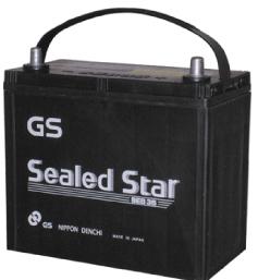 キシデン 溶接機用バッテリー GS SEB-35 1本