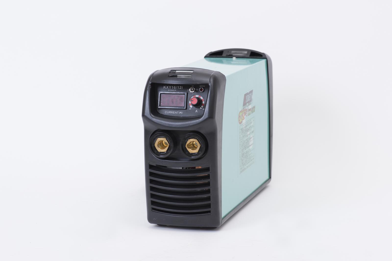キシデン KXY-16/12i【新型】直流インバータ溶接機 100/200V兼用機 溶接コードセット付き