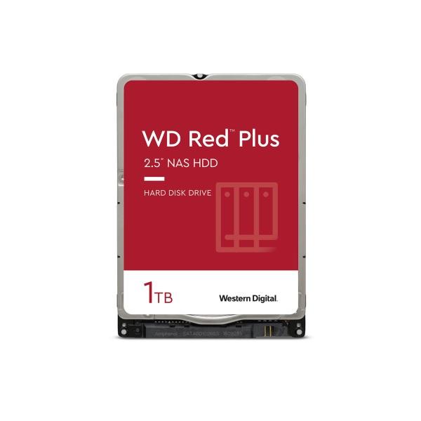 Western Digital WD10JFCX BOX 1TB SATA接続2.5型内蔵ハードディスク NAS Hard Drives