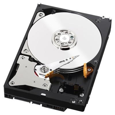 Western Digital WD30EFRX BOX 3TB 3.5インチ内蔵ハードディスクドライブ NASやRAID環境に最適化されたWD Redシリーズ