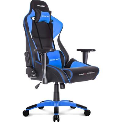【Gaming Goods】AKRacing Pro-X Gaming Chair (Blue) ゲーミングチェア ハイエンドモデル Pro-Xシリーズ AKR-PRO-X/BLUE
