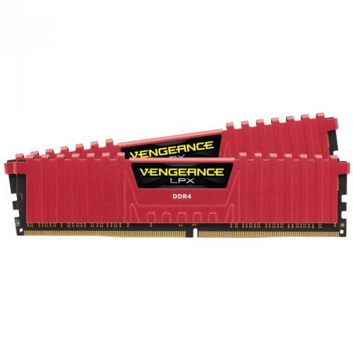 Corsair CMK16GX4M2A2666C16R Vengeance LPX 16GB (8GBx2) 2666MHz DDR4デスクトップメモリ