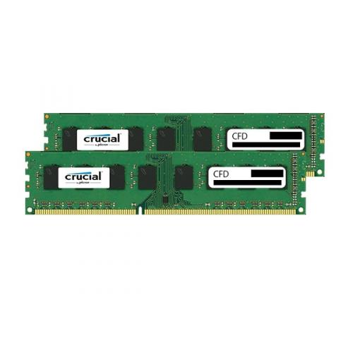 CFD W3U1600CM-8G [DDR3-1600/8GB x2枚] デスクトップ用メモリ CFD Selection Crucial by Micron