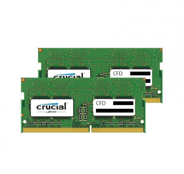 CFD W4N2400CM-16G [DDR4-2400/16GB x2枚] ノート用メモリ 260pin SO-DIMM 16GB 2枚組動作確認済セット