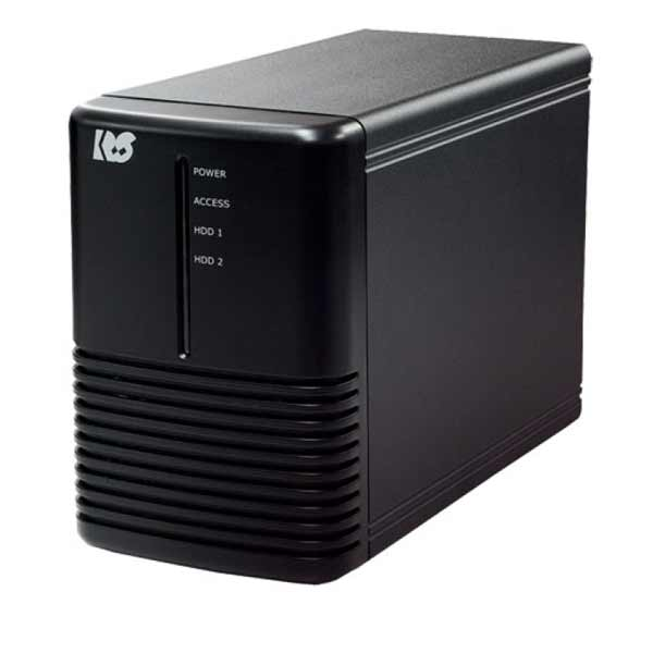 RATOC RS-EC32-U31R USB3.1 Gen 2 RAIDケース USB3.1に対応した超高速RAIDケース