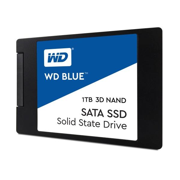 Western Digital WDS100T2B0A [1TB/SSD] WD Blue SATAIII接続 / 64層3D NAND