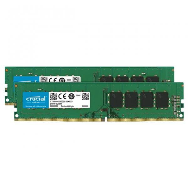 Crucial CT2K16G4DFD8266 16GB×2枚 DDR4 2666MHz対応 デスクトップ用メモリ