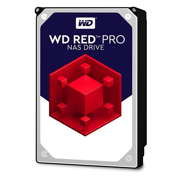 WesternDigital WD8003FFBX [8TB/3.5インチ/7200rpm/SATA ] WD Red Pro/中規模から大規模NAS環境向け