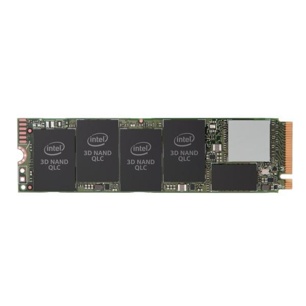 Intel SSDPEKNW010T8X1 [1TB/SSD] PCIe Gen3 x4/M.2/SSD 660p シリーズ/NVMe/コンシューマ向けQLC M.2モデル
