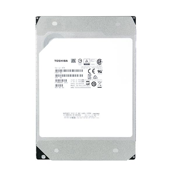 東芝 MN07ACA14T [14TB/3.5インチ/7200rpm/SATA ] MNシリーズ/NAS向けHDD【バルク品】