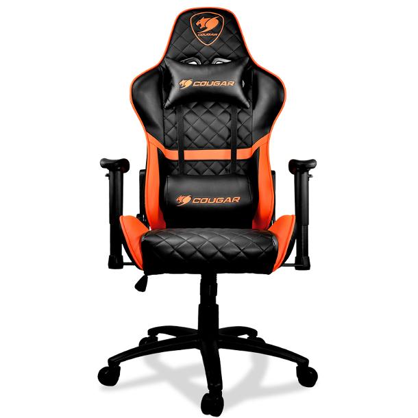 【Gaming Goods】COUGAR ARMOR One gaming chair CGR-NXNB-GC3 ゲーミングチェア 高級感のあるダイヤモンドチェックパターン