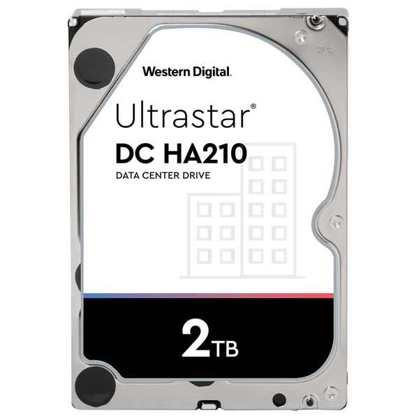 Western Digital HUS722T2TALA604 [2TB/3.5インチ/7200rpm/SATA ] Ultrastar DC HA210/内蔵用ハードディスクドライブ