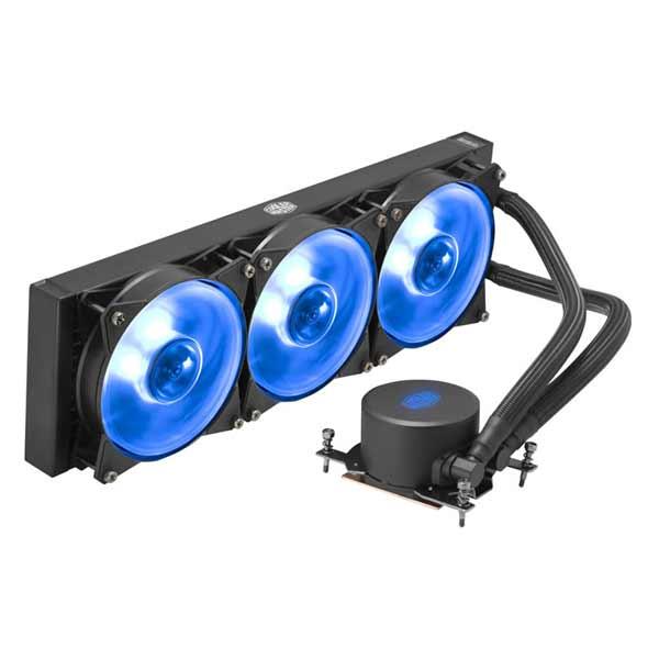 Cooler Master MLX-D36M-A20PC-T1 MasterLiquid ML360 RGB TR4 Edition ソケットTR4専用 水冷CPUクーラー