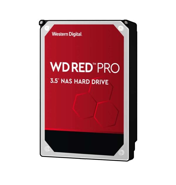 Western Digital WD121KFBX [12TB/3.5インチ/7200rpm/SATA ] WD Red Proシリーズ/NAS向け HDD