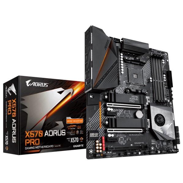 GIGABYTE X570 AORUS PRO [ATX/AM4/X570] AMD X570チップセット搭載 ATXマザーボード