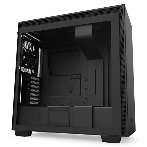 新製品 NZXT H710 CA-H710B-B1 Extended ATX対応 PCケース [マットブラック/ブラック]