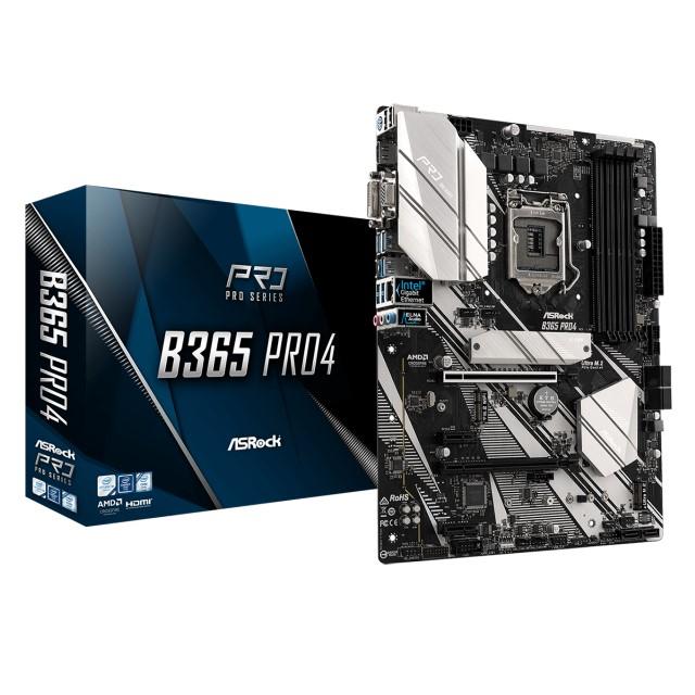 新製品 ASRock B365 Pro4 [ATX/LGA1151/B365] B365チップセット搭載 ATXマザーボード