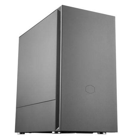 CoolerMaster Silencio S400 MCS-S400-KN5N-S00 スチールサイドパネル ミニタワー PCケース