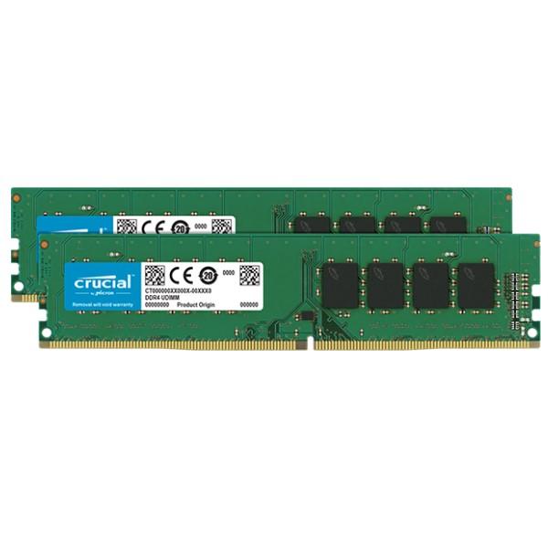 Crucial CT2K16G4DFD832A DDR4-3200 デスクトップ用メモリ 32GB (16GBx2枚)
