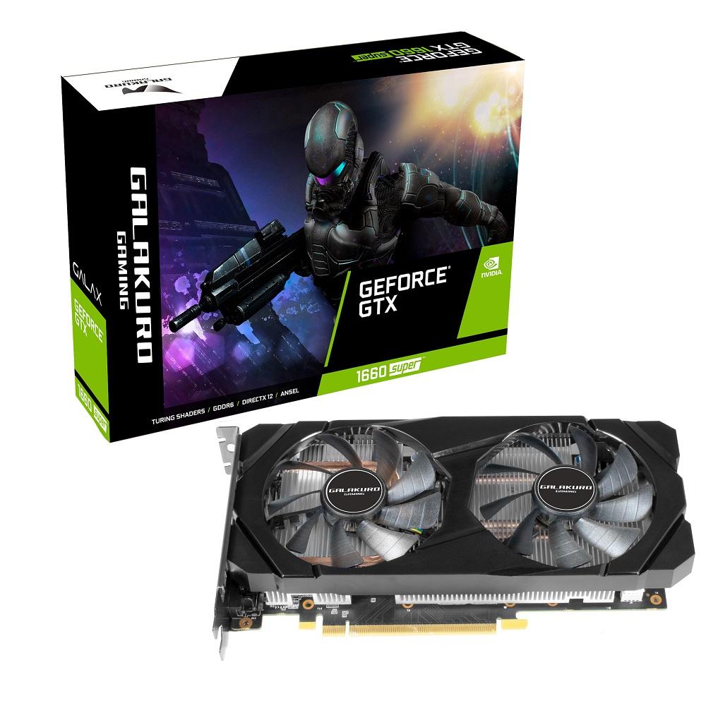 新製品 玄人志向 GG-GTX1660SP-E6GB/DF NVIDIA GeForce GTX 1660 SUPER 搭載グラフィックカード