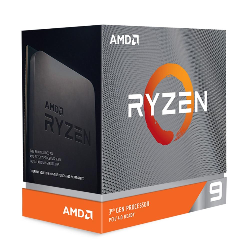 AMD Ryzen 9 3950X BOX パワフルな16コア・デスクトップ・プロセッサー 第3世代Ryzen 9プロセッサー