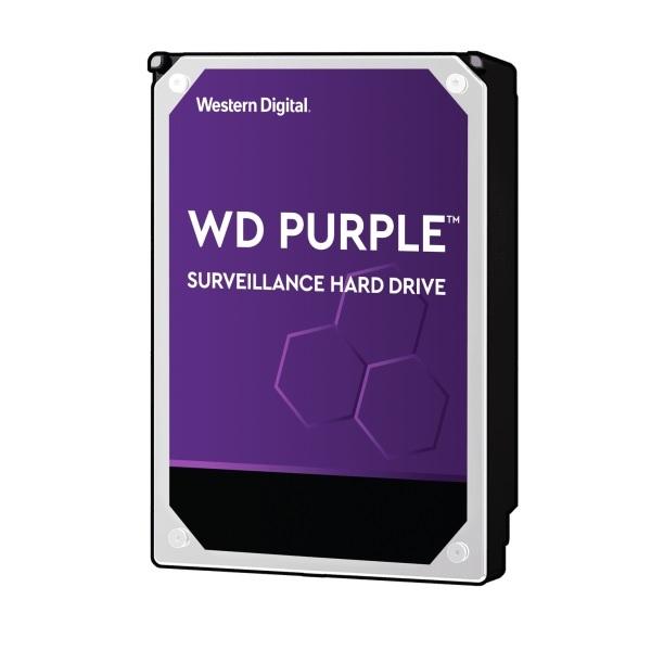 新製品 Western Digital WD140PURZ 14TB 3.5インチ内蔵用 ハードディスク WD Purpleシリーズ セキュリティシステム組込み向け