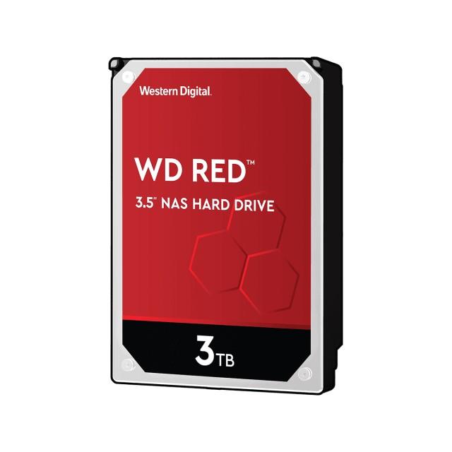 新製品 Western Digital WD30EFAX [3TB SATA600 5400] 3.5インチ ハードディスク WD Redシリーズ