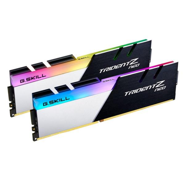 G.SKILL F4-2666C18D-16GTZN 8GB x2 デスクトップ用メモリ DDR4-2666 Trident Z Neoシリーズ