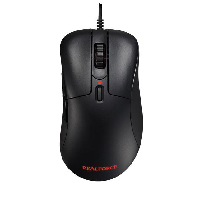 【Gaming Goods】東プレ REALFORCE MOUSE / RFM01U11 静電容量無接点方式スイッチ採用 ゲーミングマウス