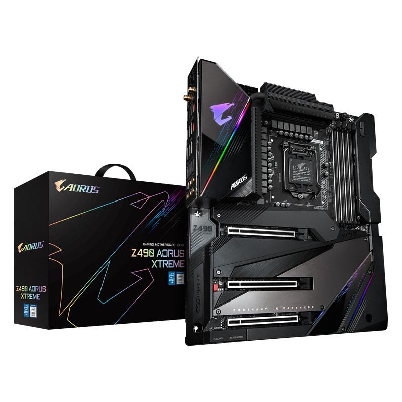 新製品 GIGABYTE Z490 AORUS XTREME Intel 第10世代Coreプロセッサー対応 Z490チップセット搭載 E-ATXマザーボード