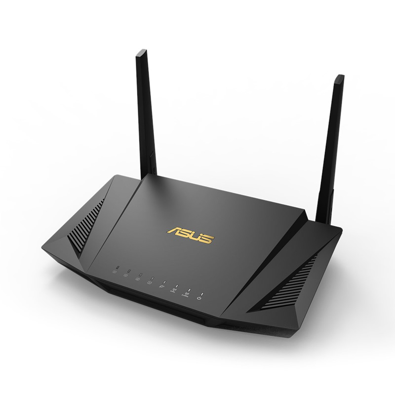 ASUS RT-AX56U Wi-Fi 6 (802.11ax) 対応デュアルバンドWi-Fi無線ルーター エントリーモデル