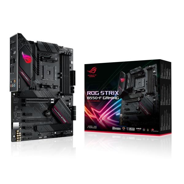 捧呈 ASUS ROG STRIX B550-F B550チップセット搭載 ATXマザーボード AMD 最安値 GAMING