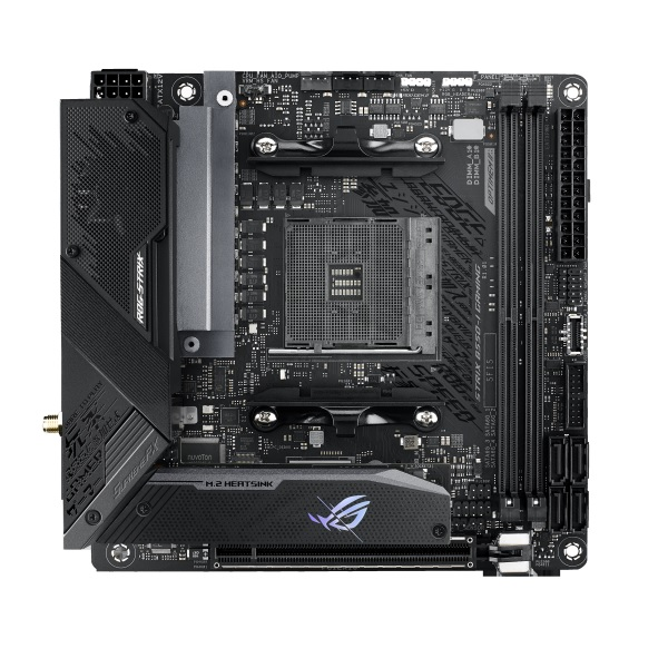 ASUS ROG STRIX B550-I GAMING AMD B550チップセット搭載 Mini-ITXマザーボード