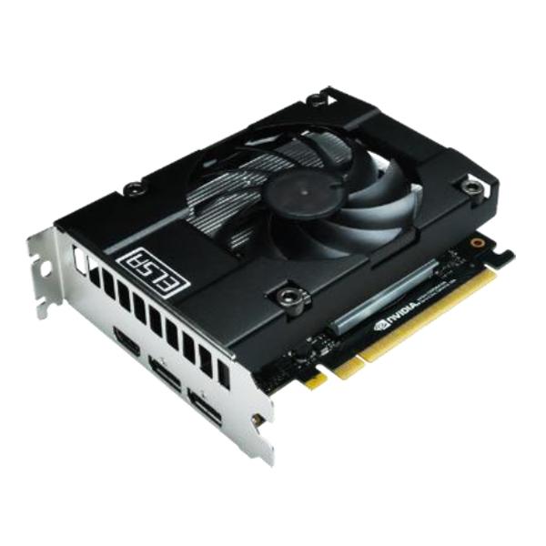 新製品 ELSA GeForce GTX 1650 S.A.C DDR6 GD1650-4GERSD6 NVIDIA GeForce GTX 1650 グラフィックカード ショート基板